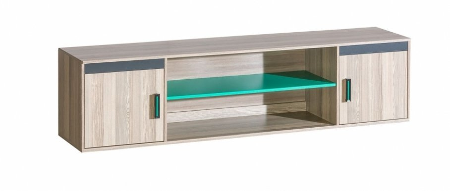 Ultimo U17 Shelf cabinet for bed and table U16