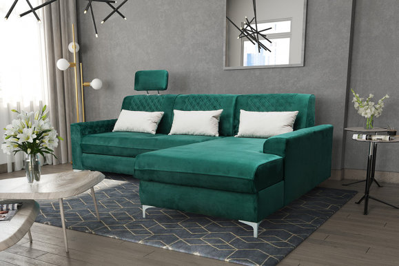SPACE-II Corner sofa