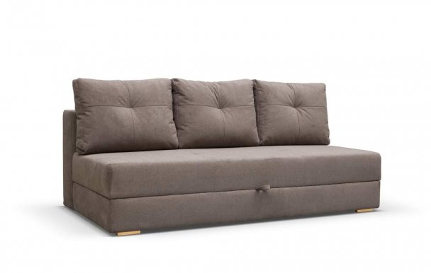 DAFNE Sofa-bed (fabric cappuccino VARDO 39)