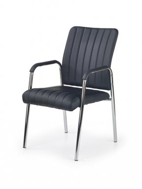 VIGOR Chair visitor Black