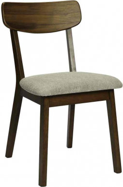 MOROCCO Chair walnut/beige