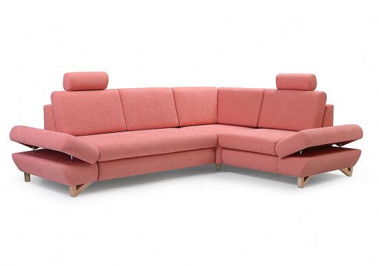 AVESTA II Corner sofa right