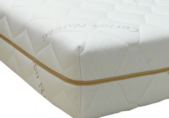 AlfaNew Cotton natural Collection Bonnel 90x200x18 Matratze