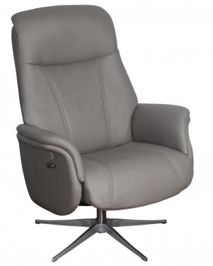 Dr.Max DM01006 Armchair recliner (Gray)
