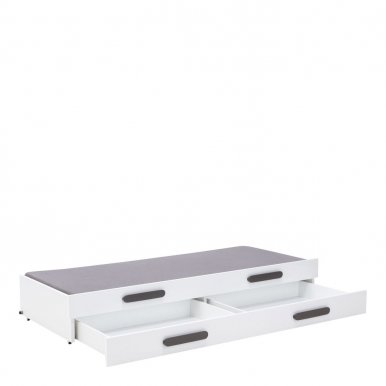 REPLAY RP-19 80x190 Bed with mattress+Handles to RP-19