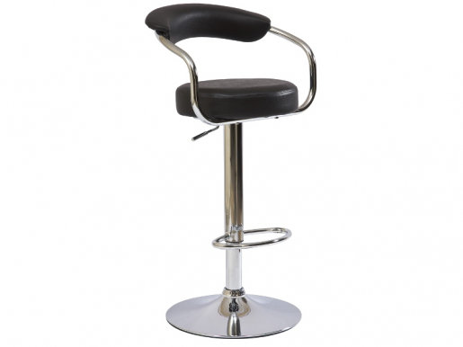 Krokus C231LC Bar stool Black
