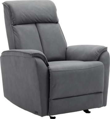 Dr.Max DM05001 Rocking armchair power recliner (Grey)
