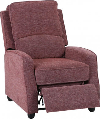 Dr.Max DM02001 Armchair Push back (Berry 34)
