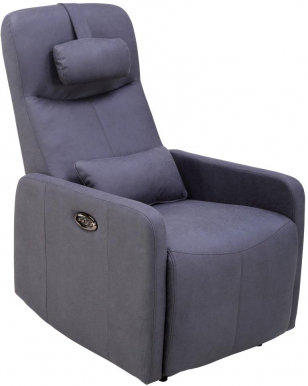 Dr.Max DM04002 Armchair With electro recliner (Dark gray 34)