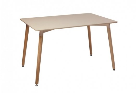 Link Nolan Table taupe/beech