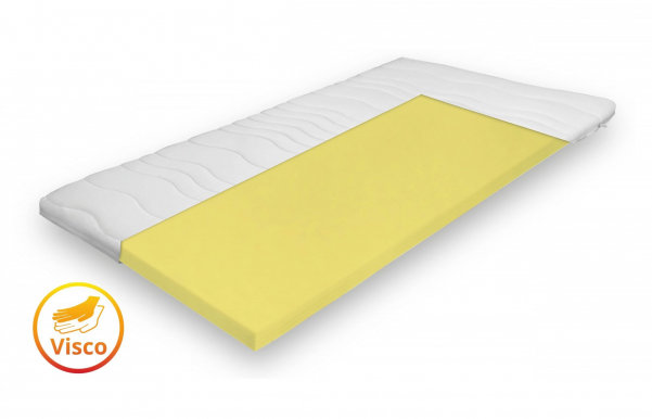 MATA VISCO (jersey) 160 Topper Mattress topper