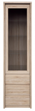 Narton WIT1W3S Glass-fronted cabinet