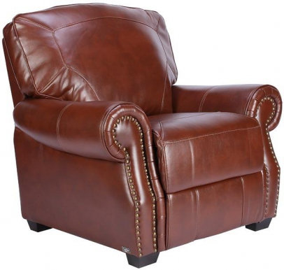 ONTARIO- Armchair (brown eko leather SQ03-001)