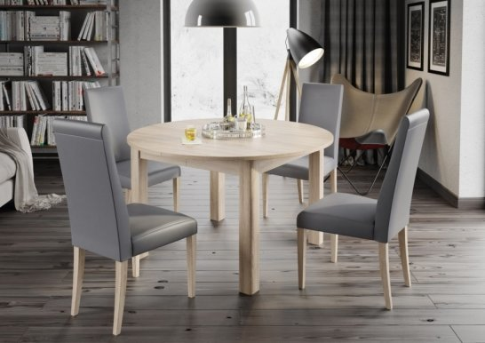 Uran 1 Dinning table (sliding) oak sonoma