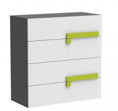Lobo 4S Chest 4 drawers