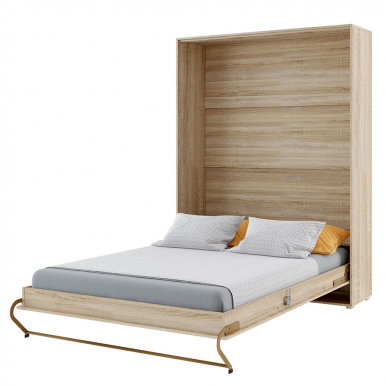 CP- 01 CONCEPT PRO 140x200 Vertical Wall Bed