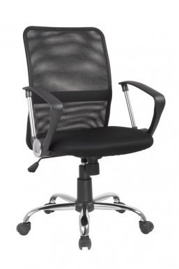 Q-078 CZ Office chair Black