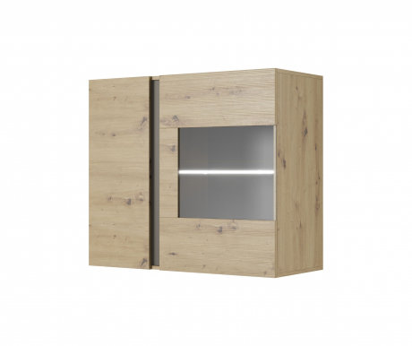 Arco Artisan D Glass hanging cabinets
