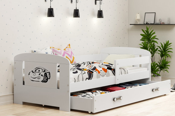 Children's bed FILIP white