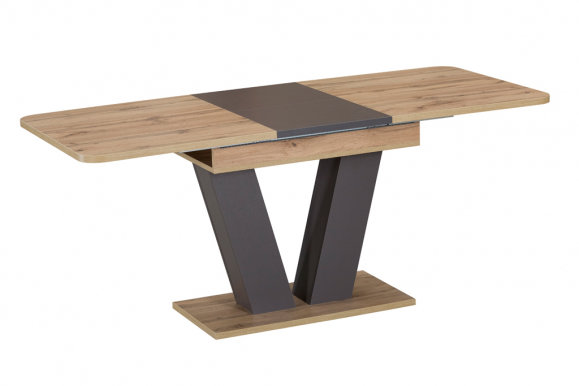 VEGAS (1360-1800x800x770) Extention dining table