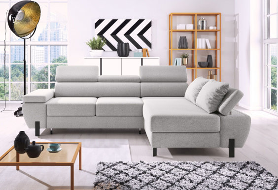 MOLINA MINI Corner sofa Right