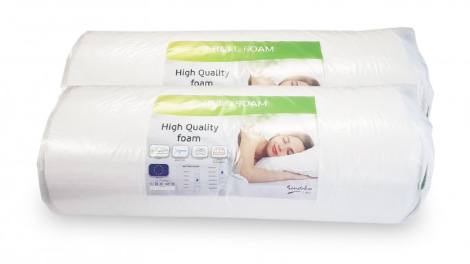 ROLL FOAM R21 90x200x21 Mattress