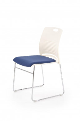 CALI- Conference Chair White/blue