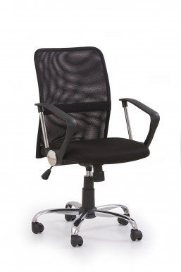 V-CH-TONY-FOT Office chair Black