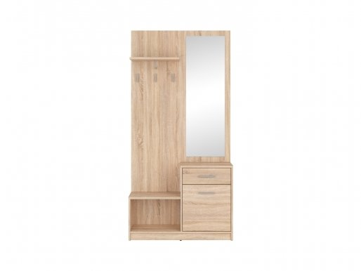 Nepo Plus Hall oak sonoma