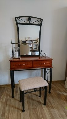 Sophia Dressing table сonsole Antique cherry