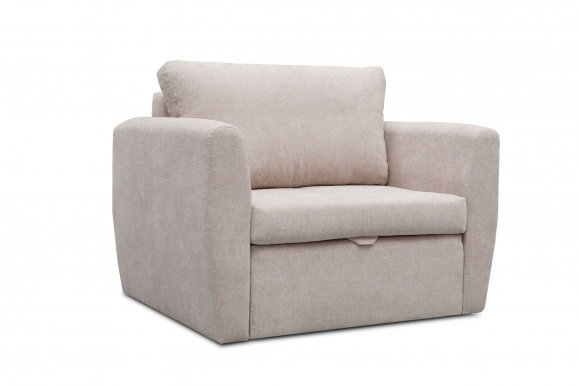 Bela 1 Sofa-bed (Cappuccino fabric Alfa 3)