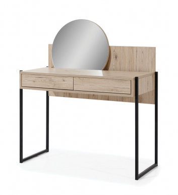 GLASSLOFT GLTOL Dressing table with mirror Premium Collection