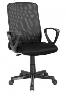Q-083CZ Office chair Black