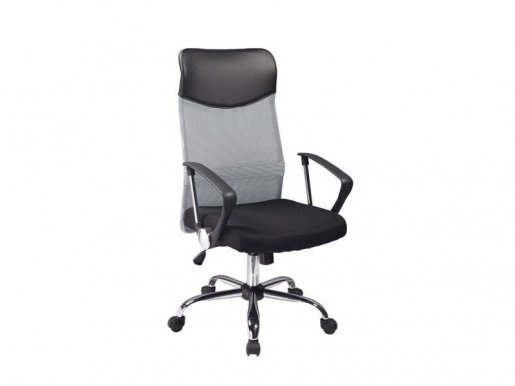 Q-025CS Office chair Black/grey