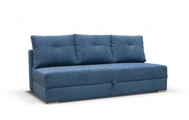 DAFNE Sofa-bed (fabric blue VARDO 87)