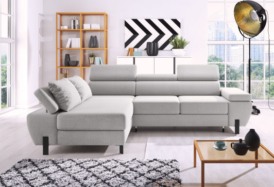 MOLINA MINI Corner sofa Left