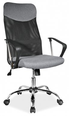 Q-025MSZ Office chair Grey