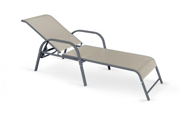 MOSLER Chaise Lounge (Grey)