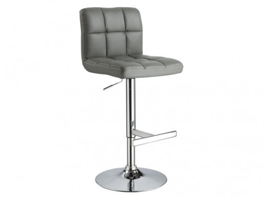 Hoker C105S Bar stool Grey