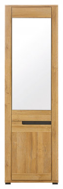 NewYork Y-11 L/R Wardrobe with mirror