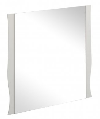ELISE 840 White wood Mirror